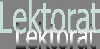 Online Lektorat, Online Korrektorat