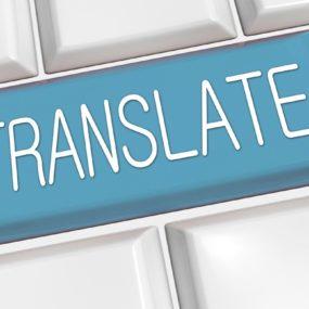 Übersetzungsservice